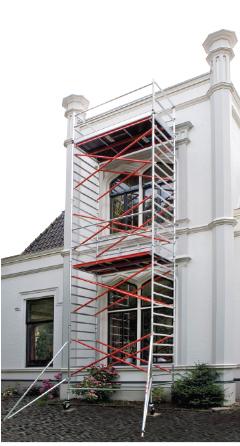 5200 Torre Rolante Largura Dupla