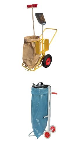 Carros / Suportes de Limpeza