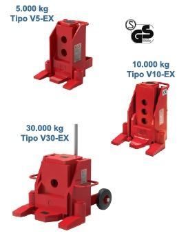 Mod. V5-EX - V30-EX