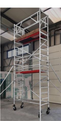 5100 Torre Rolante Largura Simples